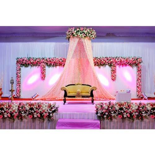 Wedding decorative stage fiber wedding stage decoration service wedding decorative stage fiber junglespirit Gallery