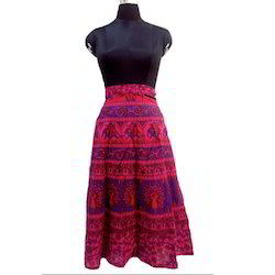 a68c82e055 Indian Cotton Digital Printed Long Skirts