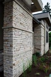 WHITE LEDGE CULTURED STONE