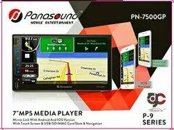 Panasound GPS _navigation car touch screen player