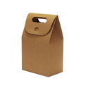 Vintage Kraft Paper Wedding Favor Bags