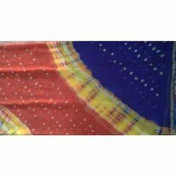 Ladies Designer Georgette Bandhej Saree