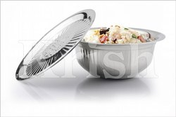 Fancy Rice Bowl