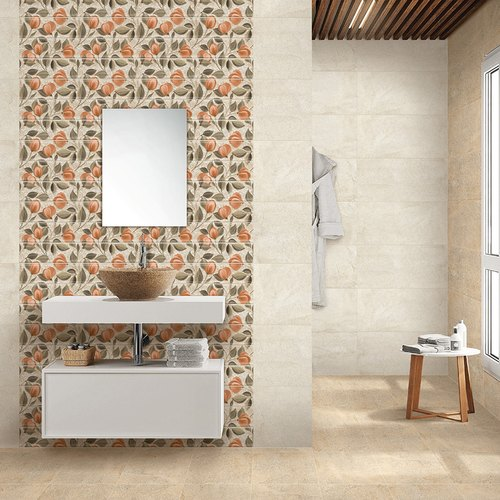 Nitco Ceramic Arena Bloom Decor Wall Tiles 1 08 Mtrs 9 69 Sqft Thickness 5 10 Mm Rs 48 Square Feet Id 21061314212