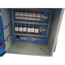 Elite Mild Steel Control Panel Cabinet, IP Rating: IP33, Automation Grade: Semi-Automatic