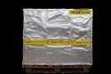 Aluminum Foil Thermal Pallet Cover for Temperature Control