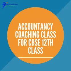 Offline Accountancy Coaching Classes for CBSE 12th Class