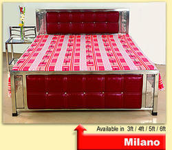 S S202 SS Residential Bed, Size: 6' X 5'