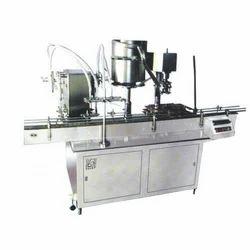 Automatic Bottle Filling (Monoblock) Machines