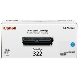 Canon 322 Cyan Toner Cartridge