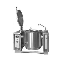 Induction Tilting Boiling Pan
