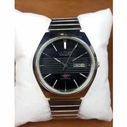 Casual Watches Analog Citizen Wrist Watch, Weight: 100-200 G