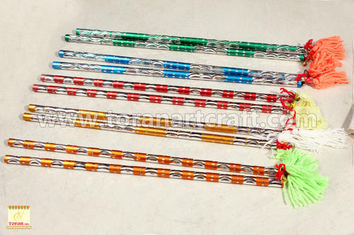 Aluminium Dandiya Sticks