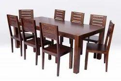 Wooden Restaurant Table & Chair