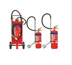 Kanex D Type Metal Fire Extinguishers, For Industrial, Capacity: 2-10 kg