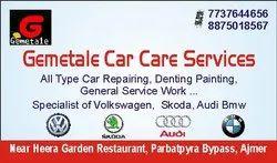 Car Repair Services In Ajmer