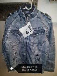 Casual Wear Men DNG Jacket