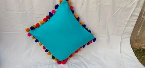 Solid Color Sofa Cushion Covers