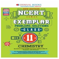 Oswaal Ncert Exemplar Problems - Solutions Class 11 Chemistry Book For March 2020 Exam