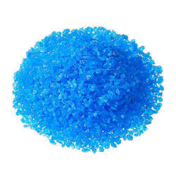 Blue Powder Copper Sulphate, Grade Standard: Industrial Grade ,Packing Size: 50 Kg HDPE Bsgs