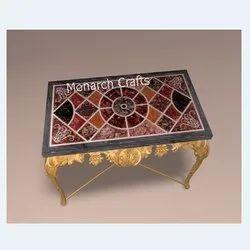 Italian Inlay Top Tables