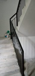 MS Staircase Railing for Construction
