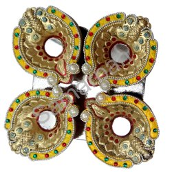 Golden Stone Diya 7092004891206