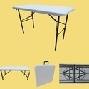 Folding Table - 4'x2'