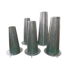 Conical Strainer and Filter