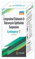 Loteprednol 0.5% With Tobramycin 0.3% Eye Drops (Lotepra-T )