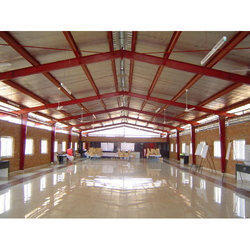 Industrial PEB Structure Service, in Indore