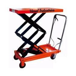 Static Scissor Lift