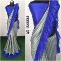 Ladies Satin Silk Saree
