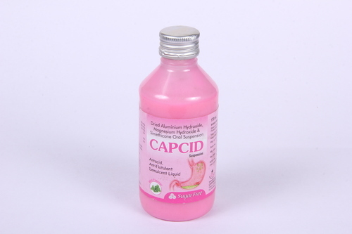 Capcid Syrup for Clinical, Packaging: 170 Ml