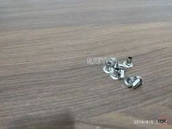 No. 3050 Mild Steel Eyelets Nickel