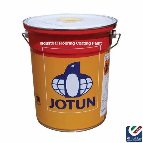 Industrial Flooring Coating Paint