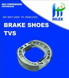 Hilex Brake Shoe for TVS King 3 Wheeler