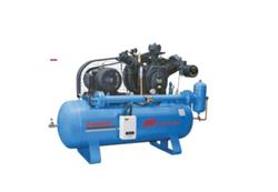 Electric Driven Two & Three Stage High Pressure Piston Compressor