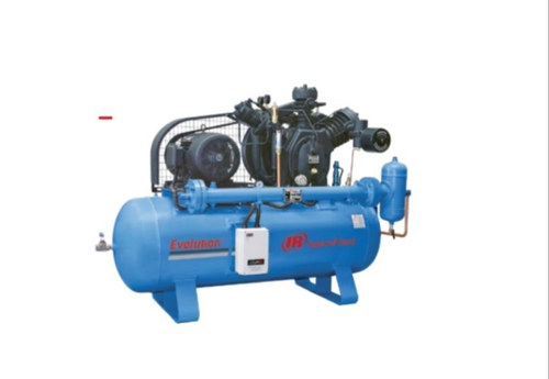Electric Driven Two & Three Stage High Pressure Piston Compressor