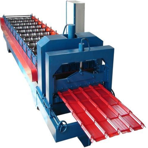 1250 Metal Roof Forming Machine Manufacturer From Surat