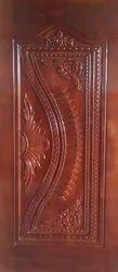 3' Width Wooden Door