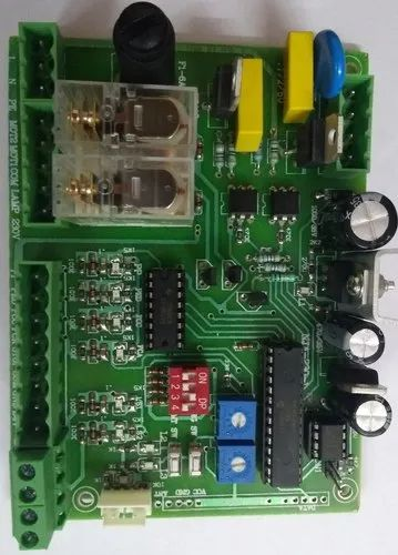 Automatic Gate Motor Controller