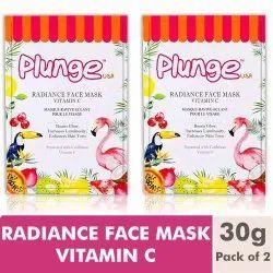 O3 Plunge Radiance Vitamin C Face Mask (2 X 30g)