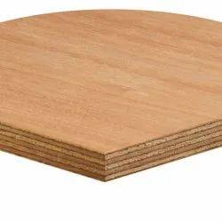 African Walnut Plywood Sheet, Size: 8x4 Feet