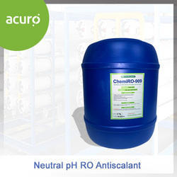Neutral pH RO Antiscalant