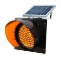 Solar Traffic Blinker Circuit