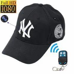 Spy Hidden Mini Cap Camera Mini Camcorders Audio Video Recorder