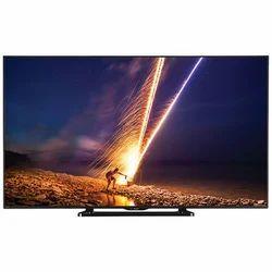Black Panasonic Visual Commercial LED Display, Screen Size: 55