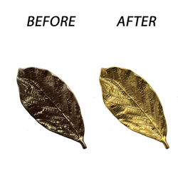 BRASS LACQUERING