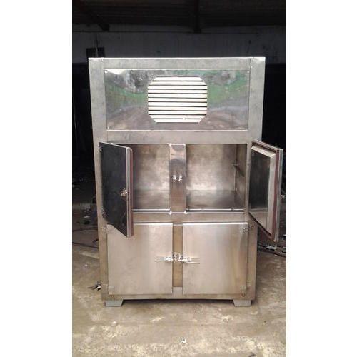 4 Door Vertical Freezer